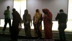 Anchoring a very special Womens' Day Celebration for my Kolkata Project Team at GTP Bantala