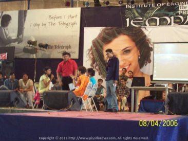 Anchoring the Medley with Shreyartha and Dahlia @ IeMPACT 2006