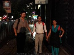 As I always tell Saptaswa & Arijita, whatever you guys do, big brother is always watching over you