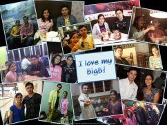 BigB and his Lil Sis Tanu (#BestCardEver)