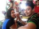 Birthday Party at OMG Kolkata thanks to Sush... folks from all walks of life joined in. Thank you!