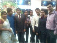 Catch up with old IEM shipmates at Sagar's wedding reception