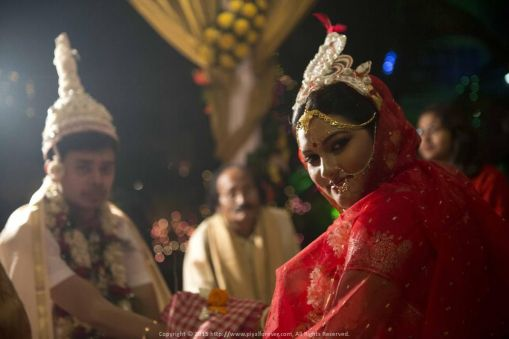 During my Wedding with Sushmita (as it is popularly known among some folks in the circuit)