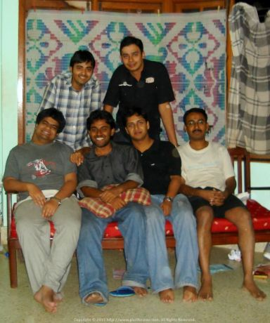 Family Photograph @ The legendary House No. 149 in BTM Layout Bangalore