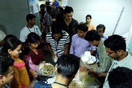 Fun and Food at Technopolis Office, Kolkata