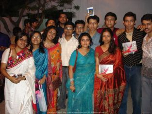 IEM 2006 batch reunion We all look so different, don't we