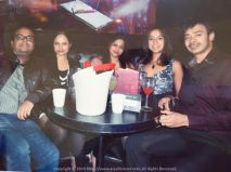 Late Night Crash Course @ Piccadilly Institute with Rini, Shibani, Romil and Amit