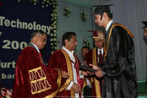 Manager By Accident... Receiving MBA degree from Narayana Murthy at IMT Ghaziabad 2006