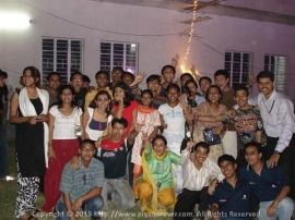 The 4th Year Computer Science and Engineering (CSE) Dream Stream in IEM Calcutta
