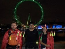 The Devil and his favourite Demons @ Halloween Hike London 2014 (clicked around 4AM on the steets)