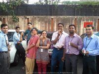 The Legendary Jhups of Kolkata... We used to have this amazing tea-break during our Technopolis Kolkata days...
