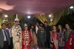 Wedding snap with my Family