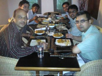 Hanging out with the smartest of the smart... The amazing BD Team I used to work with in Chennai…