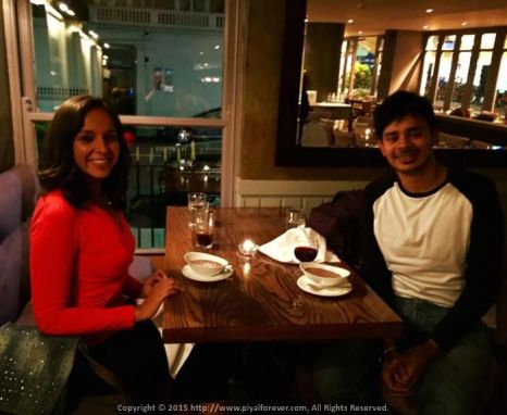 Wonderful times in London with my cousin sister, Rini
